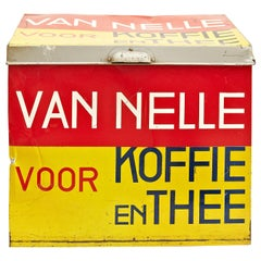 Van Nelle Tea Box by Jacques Jongert, circa 1930