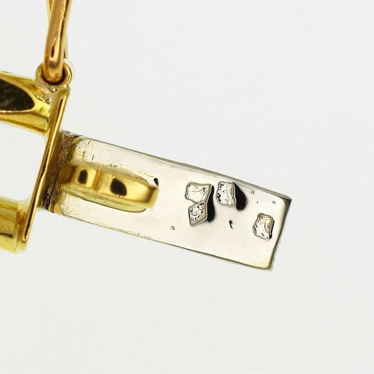 Women's or Men's Van Cleef & Arpels 18 Karat Yellow Gold Long Chain Gold Necklace 129.7g For Sale