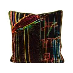 Vandertol Luna Velvet Pillow