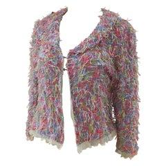 Vanessa del Solve multicoloured jacket