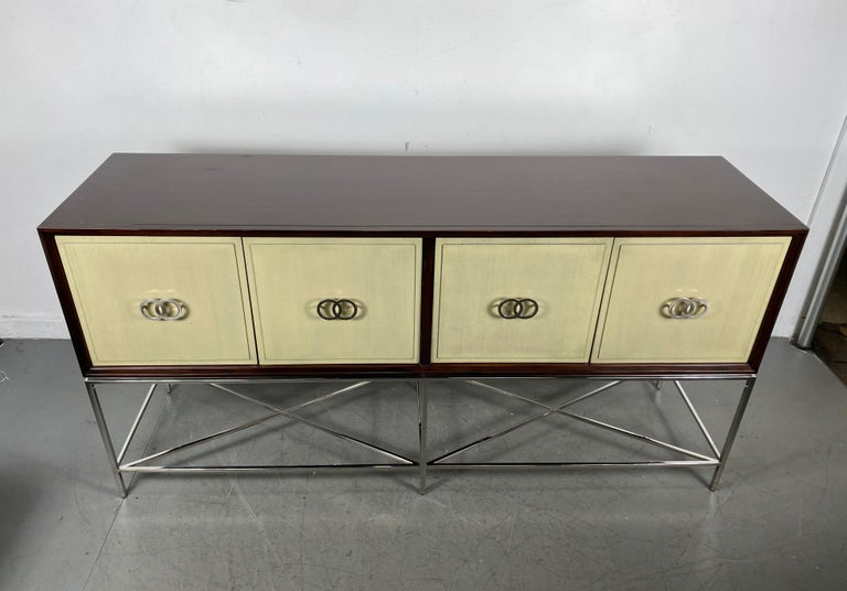 American Vanguard Furniture, Michael Weiss, Kingsley Sideboard / Contemporary Modern For Sale