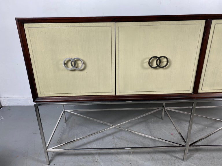Painted Vanguard Furniture, Michael Weiss, Kingsley Sideboard / Contemporary Modern For Sale