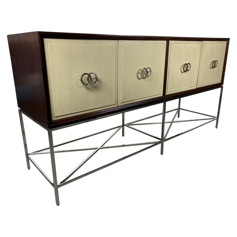 Vanguard Furniture, Michael Weiss, Kingsley Sideboard / Contemporary Modern For Sale