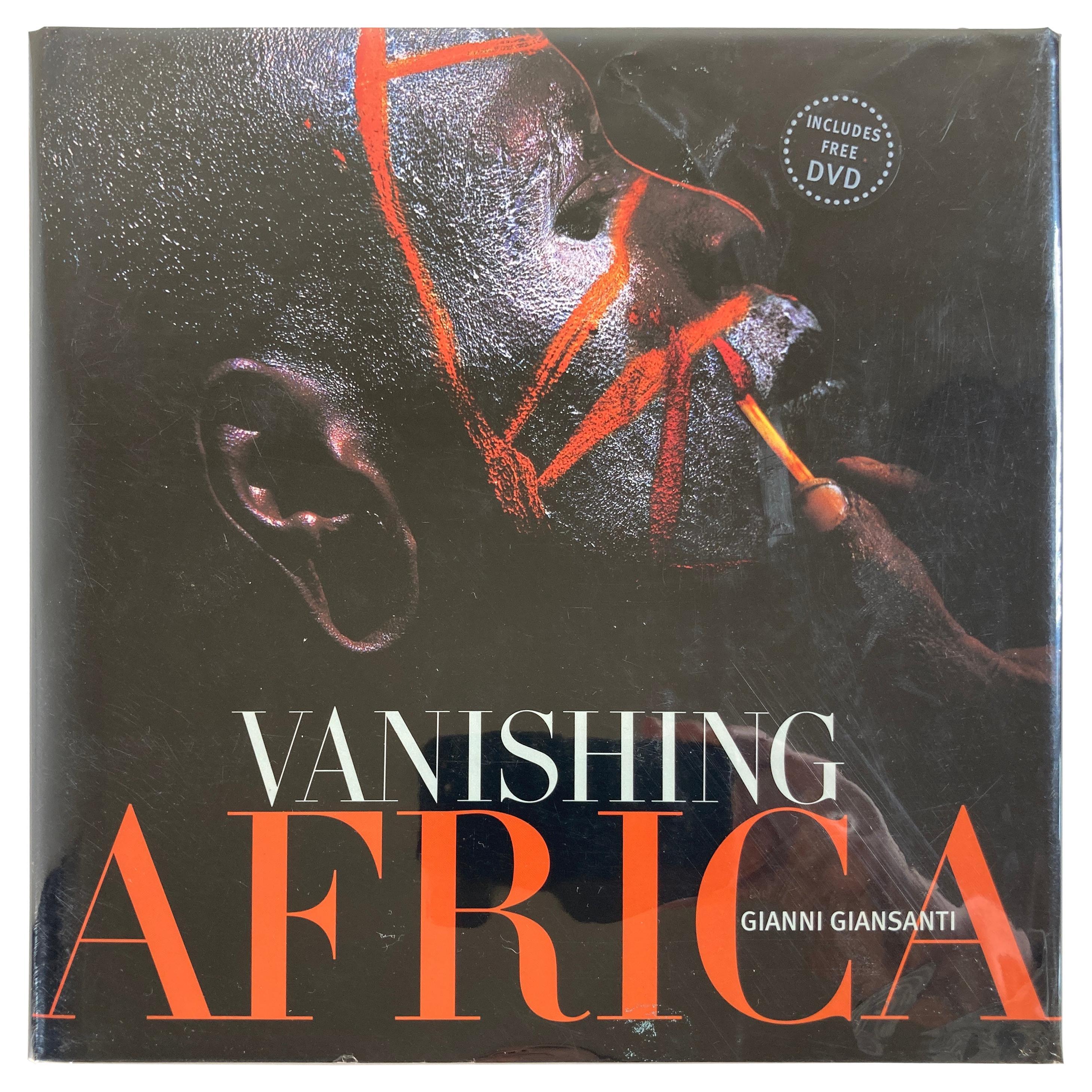 Vanishing Africa by Giansanti, Giann Hardcover Photography Book