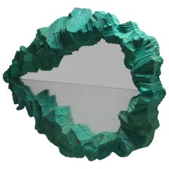 Vanity Cave Mirror by Touche-Touche for alfa.brussels