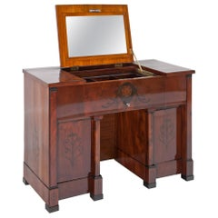 Vanity Desk, probably Austria, circa 1815-1820