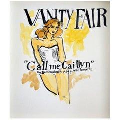 Vanity Fair Magazine Call Me Caitlyn Cover