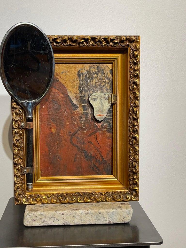 Modern Vanity Mirror,