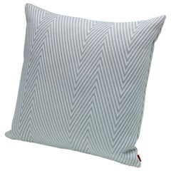Varadero Outdoor Small Chevron Cushion by MissoniHome