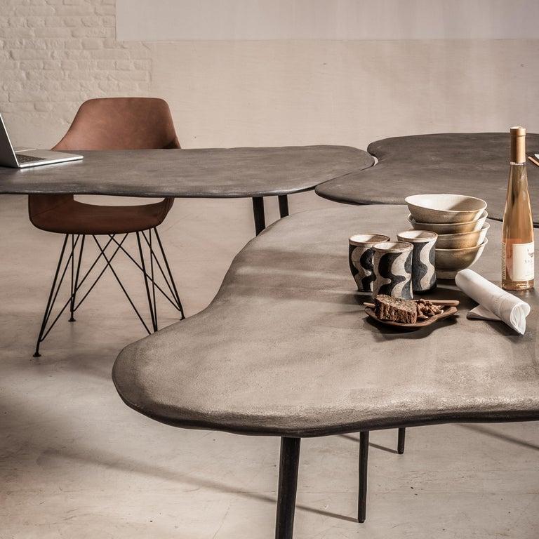 Modern Varenna Table Trio by Studio Emblématique For Sale