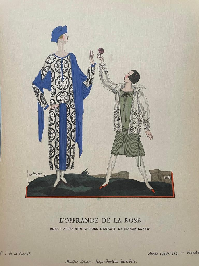 Gazette du Bon Ton- Complete - Print by Various Artists