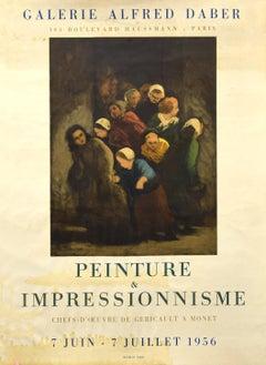 Peinture & Impressionisme Poster Exhibition - 1956