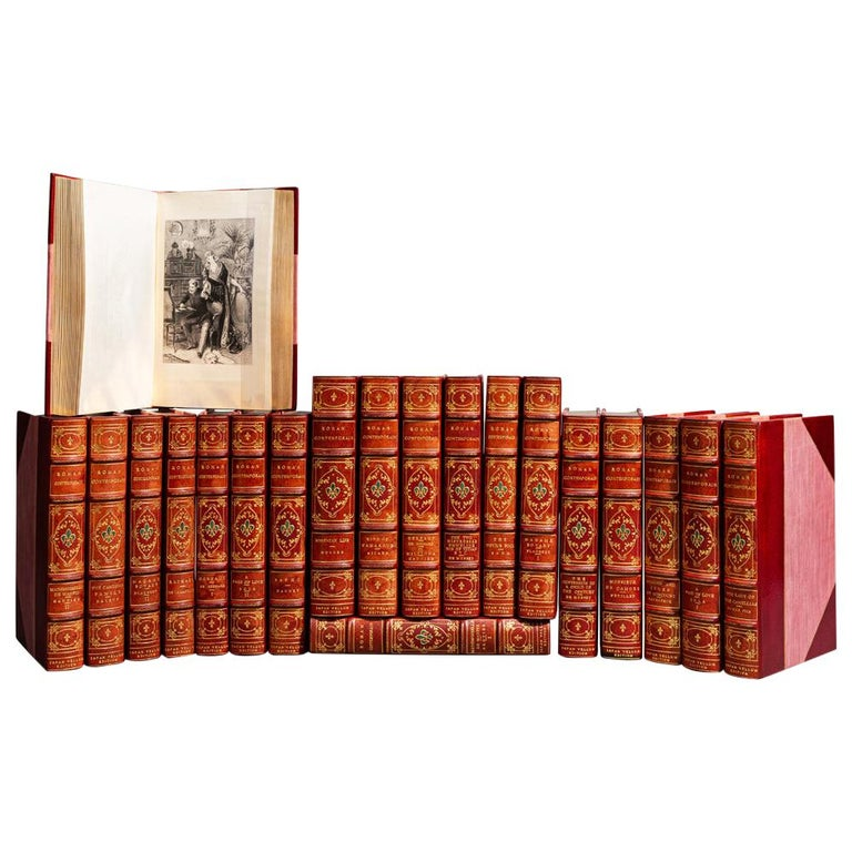 'Various Authors', Roman Contemporian For Sale
