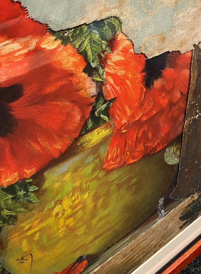 Poppies & A Boat For Sale 4