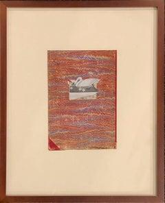 Swan & Book Fragment
