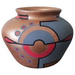 Vas-Hijita Del Espacio 1 / Mud / Vessel / Art / Sculpture / Silvino Lopeztovar