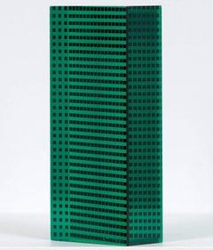 "Vasa Mihich ""LACMA Brick"" Sculpture, 1982"