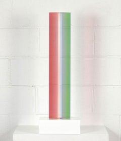 """Vasa Mihich """"Rainbow Parallelogram XL"""", 1977"""