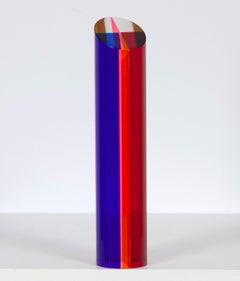 """Vasa Mihich """"Sweet Cylinder"""" Sculpture, 2019"""