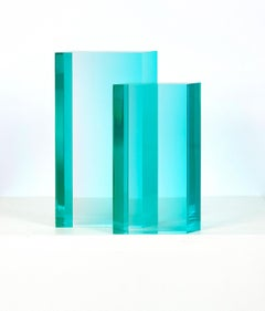 "Vasa ""Verre Couple"" Sculpture, 1979"