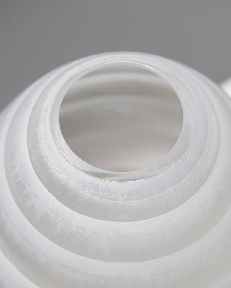 "Scandinavian Modern Vase ""Bonbon"" Designed by Ingegerd Råman for Orrefors, Sweden, 2010 For Sale"