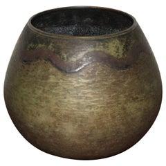 Vase by Claudius Linossier, circa 1930
