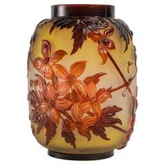 Vase by Gallé, 1900