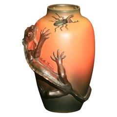 Salamander Vase by Ipsen
