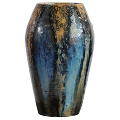 Vase by Jean Langlade, France, 1898