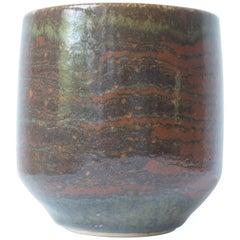 Vase by Ursula Scheid, 1969