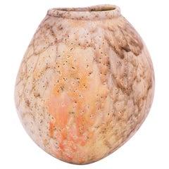 Vase, Ceramics by Hans Hedberg, Biot, France