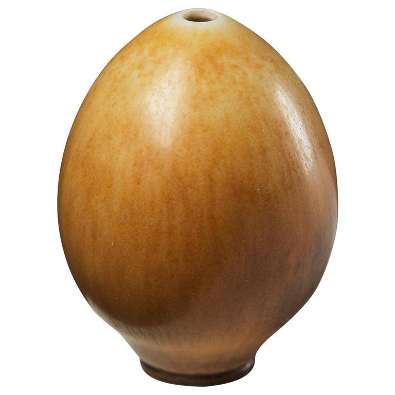 Vase Designed by Berndt Friberg for Gustavsberg, Sweden, 1960s For Sale