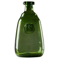 Vase Designed by Erik Höglund for Boda, Sweden, 1950s