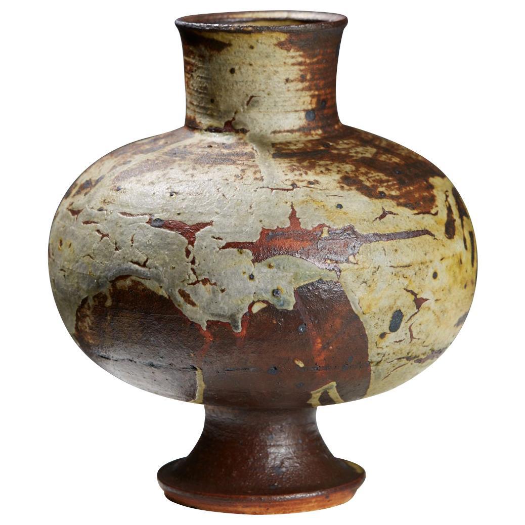 Vase Designed by Kyllikki Salmenhaara for Arabia, Finland, 1950s