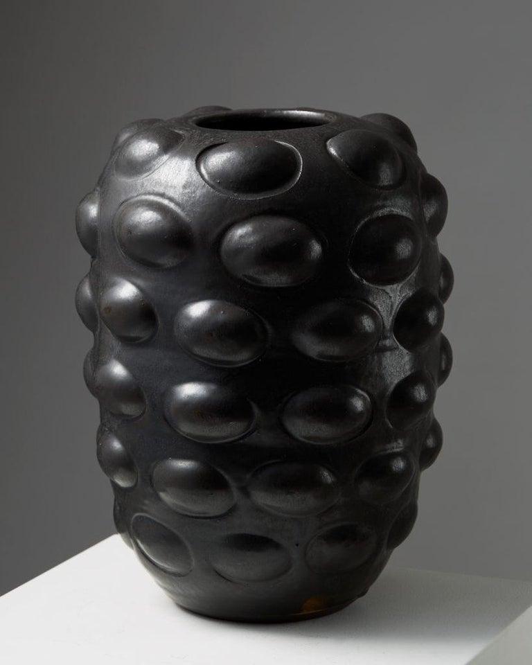 Scandinavian Modern Vase Designed by Mårten Medbo, Sweden, 1998 For Sale