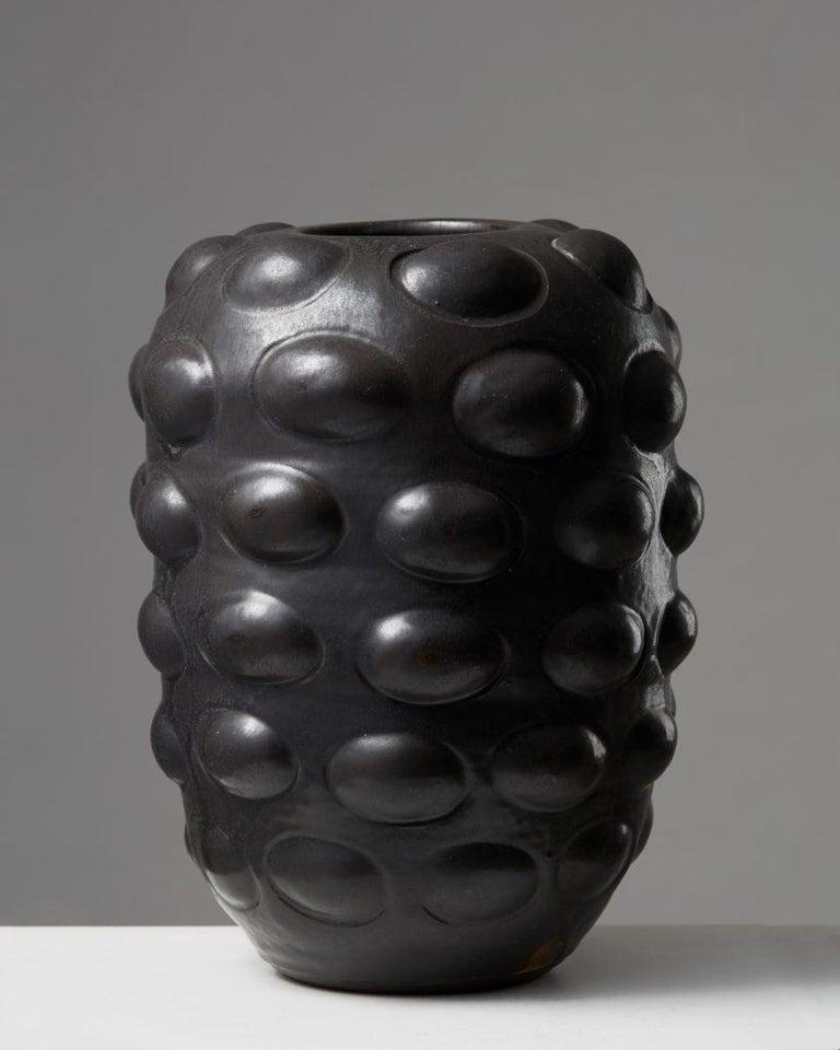 Swedish Vase Designed by Mårten Medbo, Sweden, 1998 For Sale