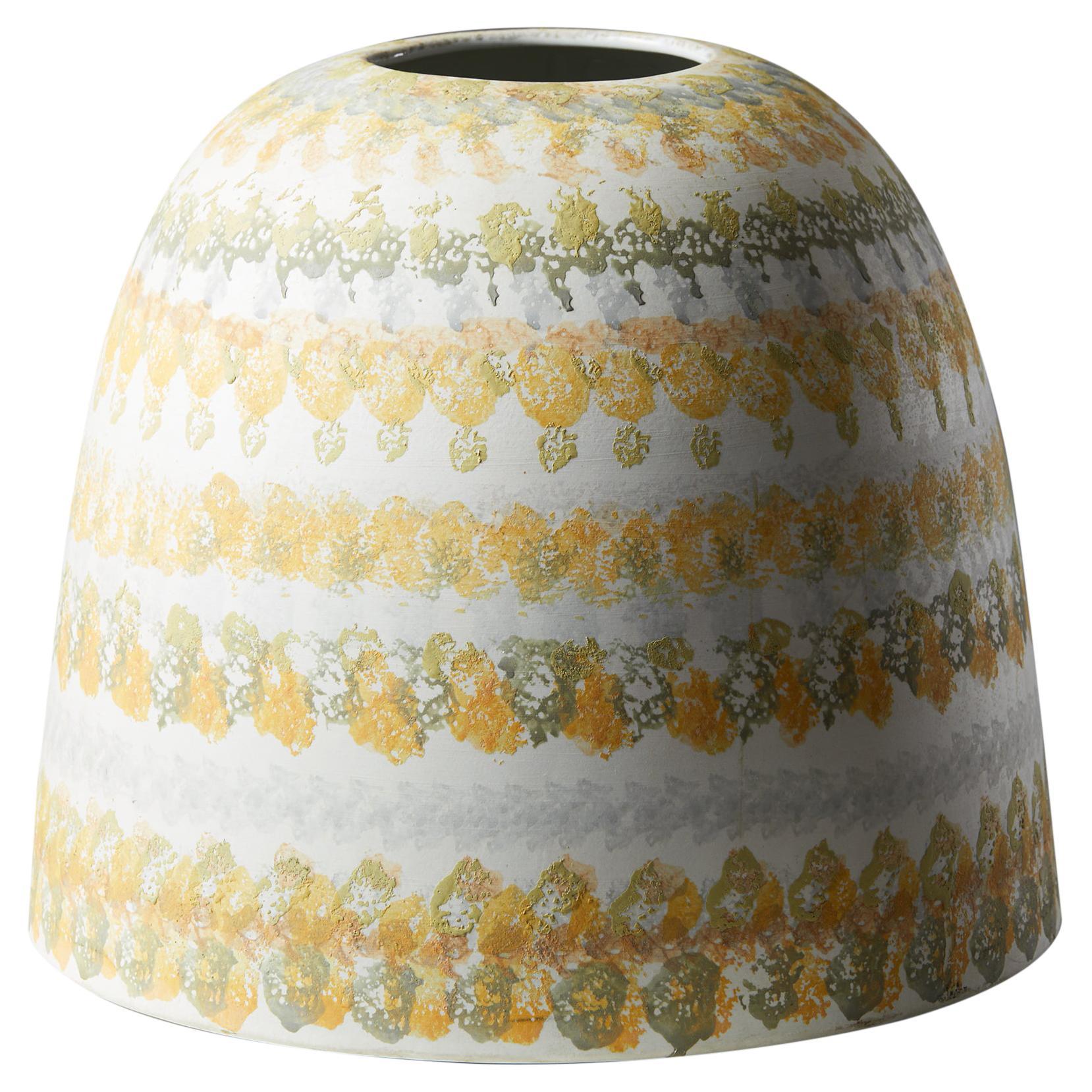 Vase Designed by Oiva Toikka for Rörstrand, Sweden, 1980's