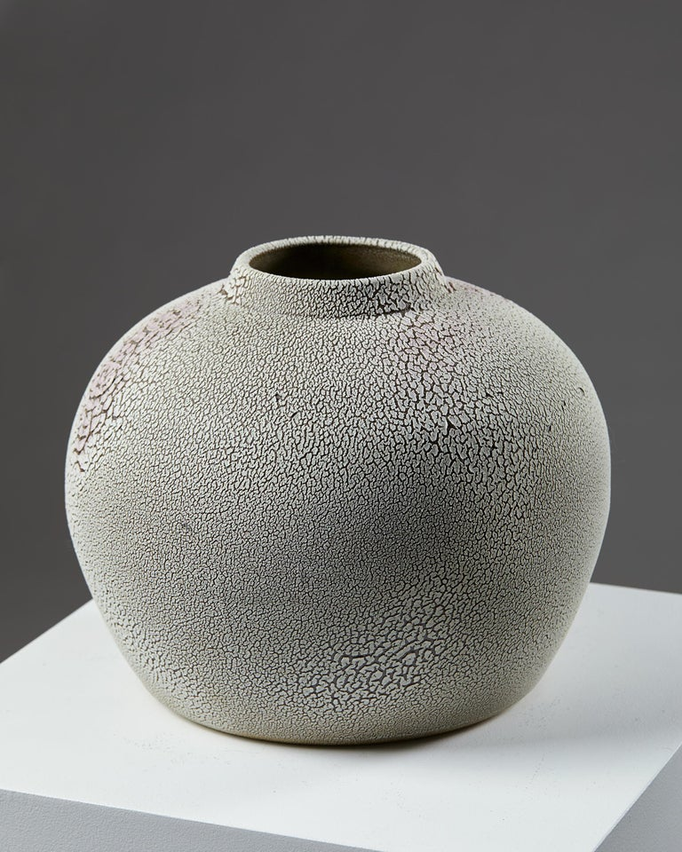 Swedish Vase Designed by Rune Bergman, Sweden, 2005 For Sale