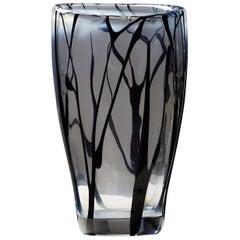 Vase Designed by Vicke Lindstrand for Kosta Boda, Sweden, 1954
