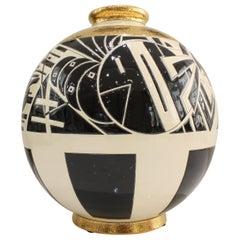 Vase Emaux de Longwy, Motifs