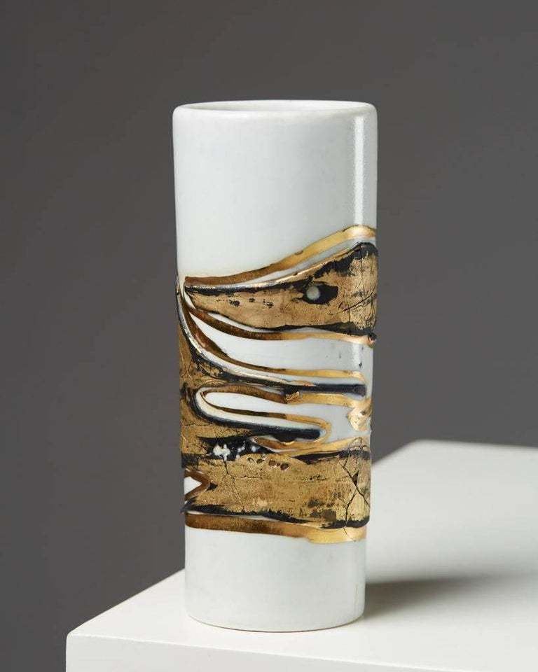 Vase Group Designed by Toini Muona for Arabia, Finland, 1960s For Sale 2