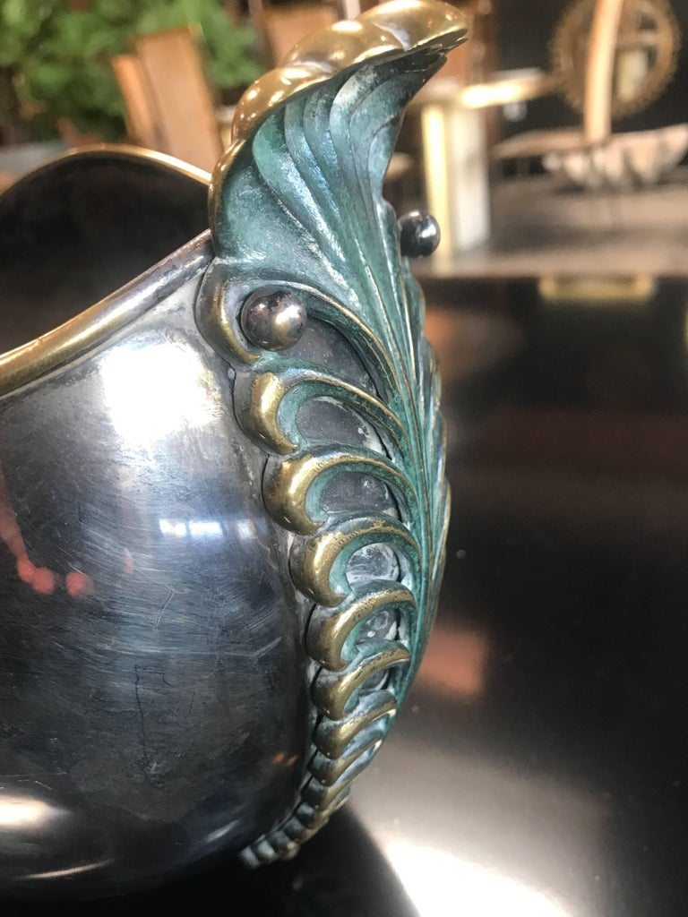 Vase, attributed to Guglielmo Ulrich for Arca In Excellent Condition For Sale In Los Angeles, CA