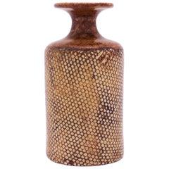 Vase in Stoneware, Stig Lindberg, Gustavsbergs Studio