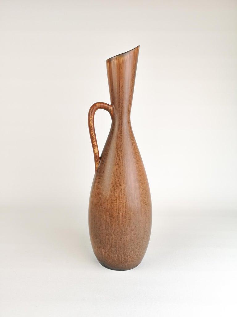 Swedish Vase Rörstrand Carl Harry Stålhane, Sweden For Sale