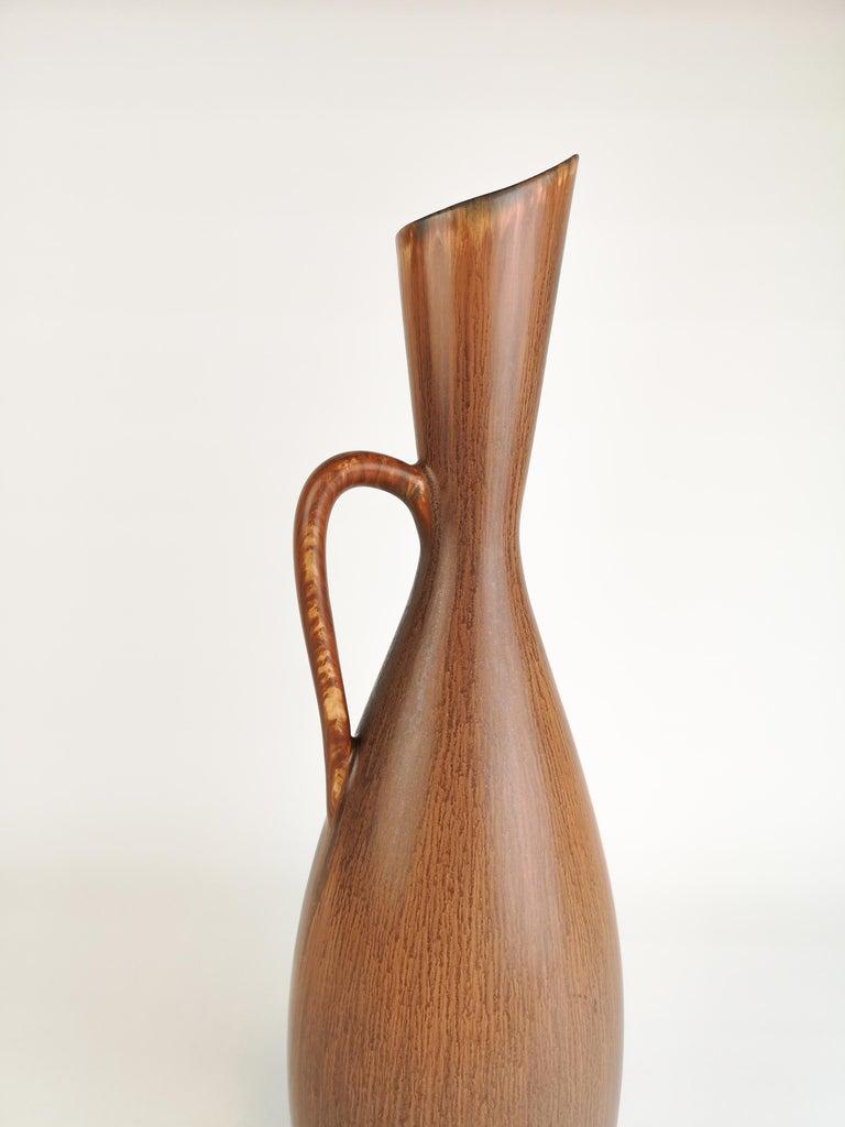 Vase Rörstrand Carl Harry Stålhane, Sweden In Good Condition For Sale In Langserud, SE