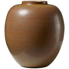 Vase 'Tobo' Designed by Erich and Ingrid Triller, Sweden, 1940s