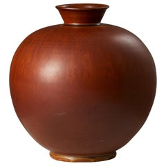 Vase 'Tobo' Designed by Erich & Ingrid Triller, Sweden, 1950s
