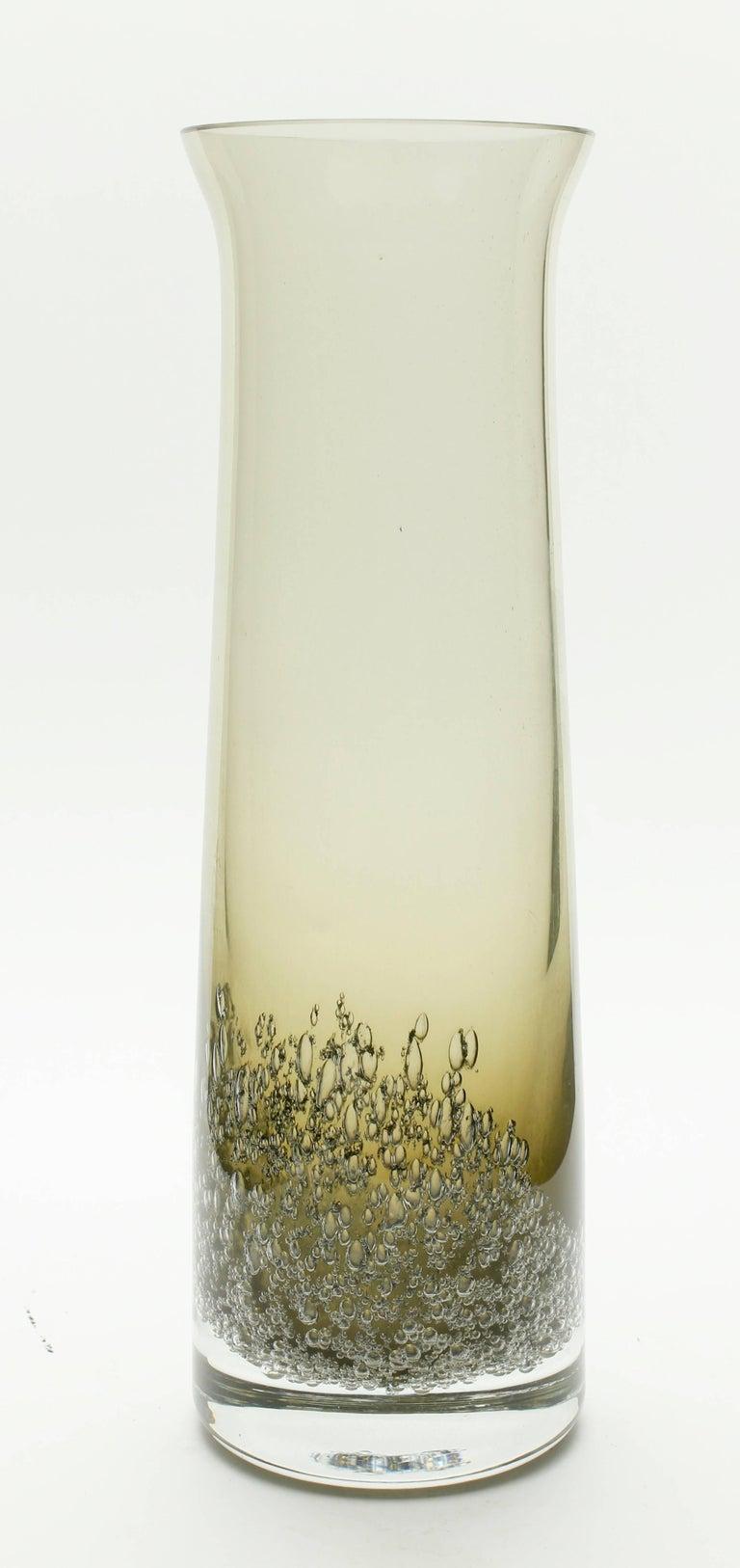 20th Century Vases by Heinrich Löffelhardt for Schott Zwiesel, 1950s For Sale