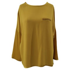 VDP ecru t-shirt blouse