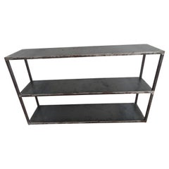 VDT Three-Tier Metal Table
